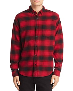 Rails - Forrest Plaid Regular Fit Button-Down Shirt