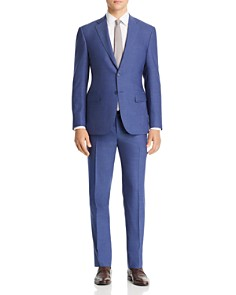 Canali - Siena Tic-Weave Impeccable Classic Fit Suit