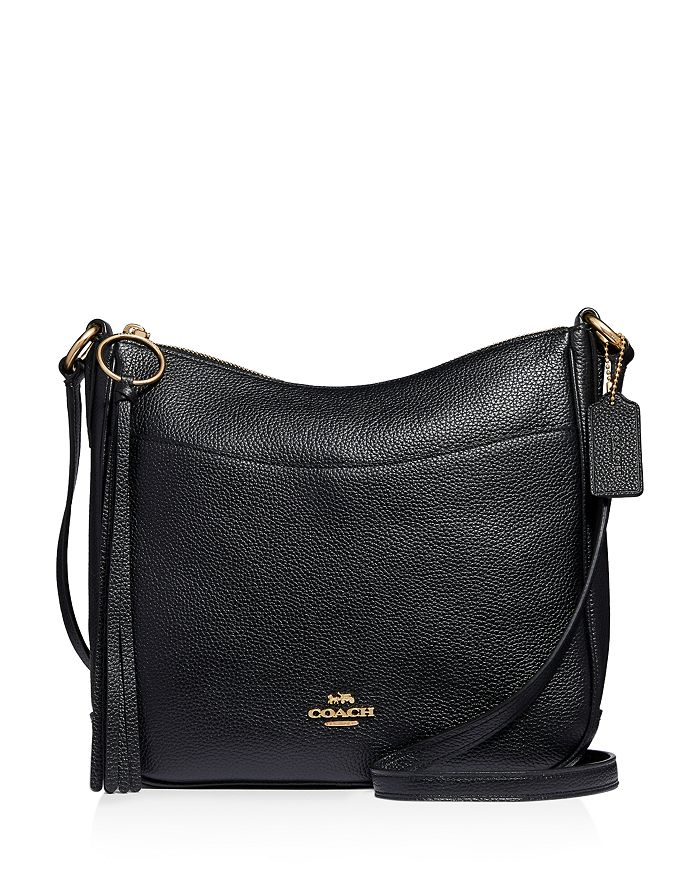 COACH - Chaise Pebble Leather Crossbody
