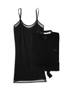 Calvin Klein - Robe & Chemise Set