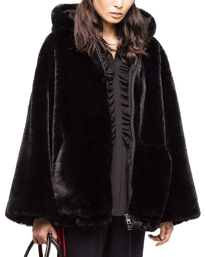 Zadig & Voltaire - Malia Faux-Fur Coat