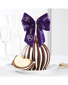Mrs. Prindable's - Triple Chocolate Jumbo Caramel Apple