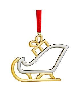 84b97774b Swarovski Christmas Ornaments - Bloomingdale's