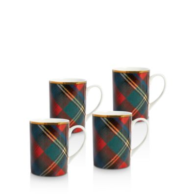 Alexander Mugs, Set Of 4 by Ralph Lauren