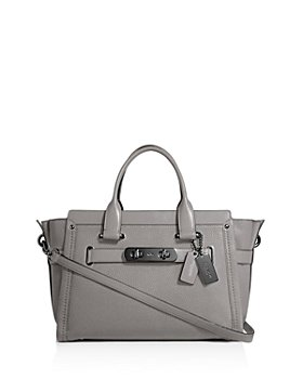 COACH - COACH Swagger Carryall in Nubuck Pebble Leather