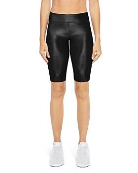 KORAL - Densonic High-Rise Bike Shorts