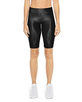 KORAL - Densonic High-Rise Bike Shorts