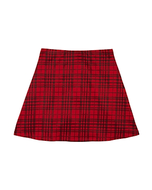 Aqua Girls Plaid Skirt Big Kid  100 Exclusive