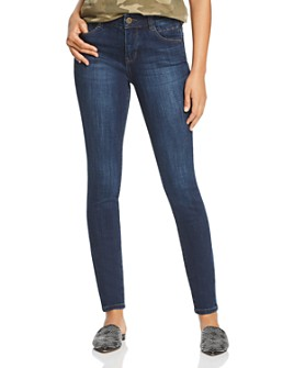 JAG Jeans - Cecilia Skinny Jeans in Medium Indigo