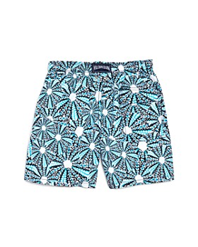 Vilebrequin - Boys' Oursinade Swim Trunks - Little Kid, Big Kid