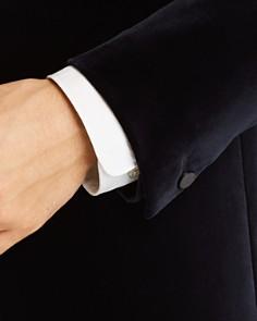 Theory - Theory Chambers Velvet Slim Fit Tuxedo Jacket
