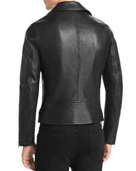 Belstaff - Fenway Leather Moto Jacket