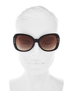 Tory Burch - Women's Butterfly Sunglasses, 57mm