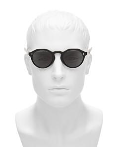 Burberry - Men's Retro Round Sunglasses, 52mm