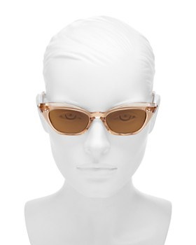 Oliver Peoples - Women's Bianka Cat Eye Sunglasses, 51mm