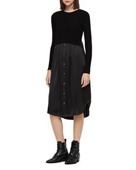ALLSAINTS - Kowlo Two-Piece Dress