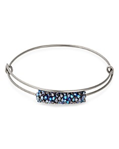 Alex and Ani - Midnight Fine Rocks Expandable Bracelet