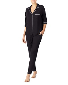 Donna Karan - Long PJ Set