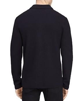 REISS - Roe Felted Wool Overshirt