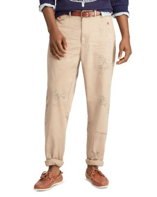 Relaxed Fit Chino Pants by Polo Ralph Lauren
