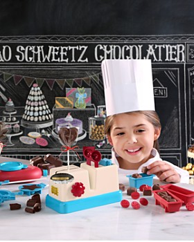 FAO Schwarz - Chocolate Candy Maker Toy Set - Ages 6+