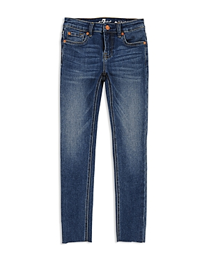 7 For All Mankind Girls Air Skinny Jeans  Big Kid