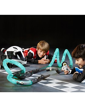 FAO Schwarz - Remote Control Tube Car Racer - Ages 6+