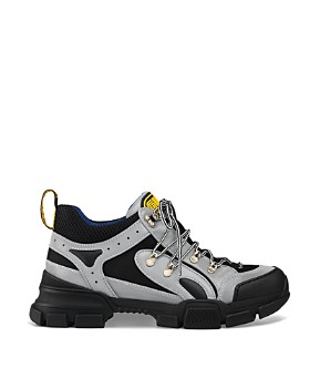 Gucci - Men's Flashtrek Lug-Sole Lace-Up Sneakers