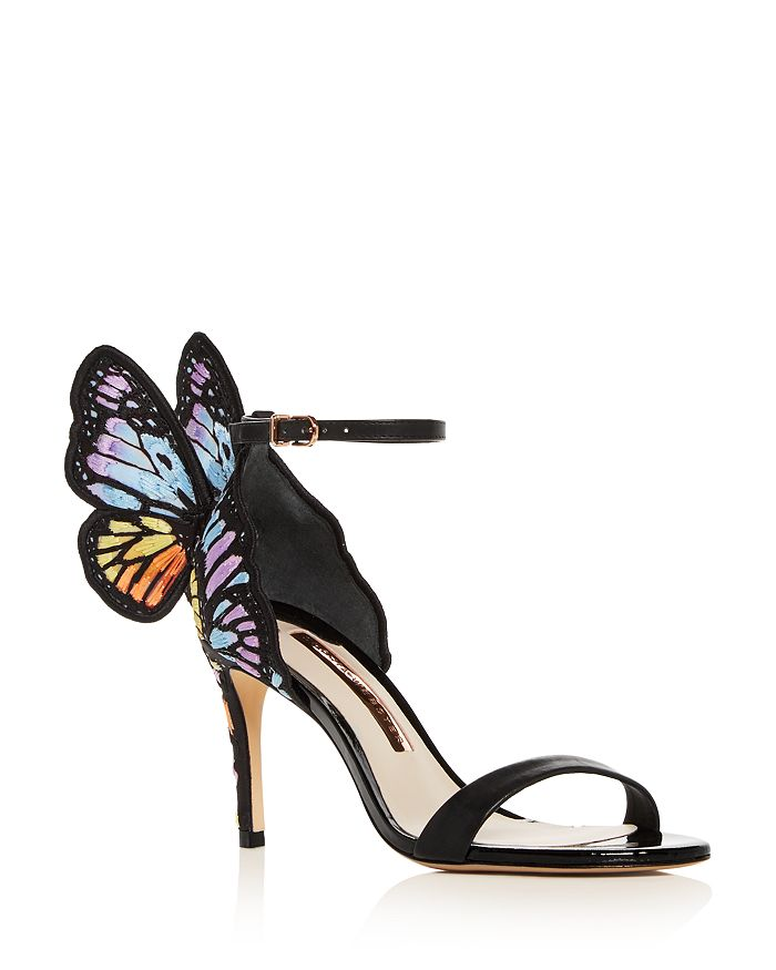 9f8194661fd Sophia Webster - Women s Chiara Embroidered Butterfly High-Heel Sandals