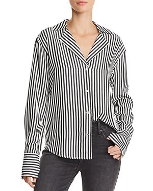 Paige Elora Striped Shirt