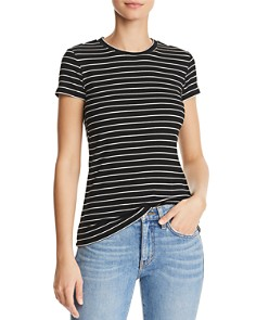PAIGE - Senna Striped Tee