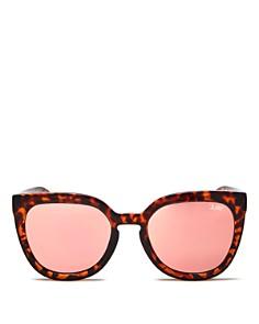 Quay - Women's Noosa Cat Eye Sunglasses, 55mm