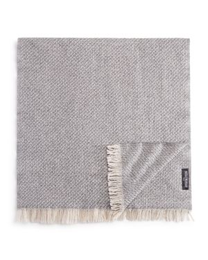 The Men's Store at Bloomingdale's Woven Fringed Scarf - 100% Exclusive