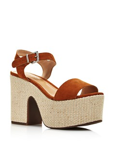 SCHUTZ - Women's Glorya Platform Sandals