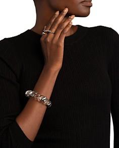 Alexis Bittar - Twisted Rope Hinge Bracelet