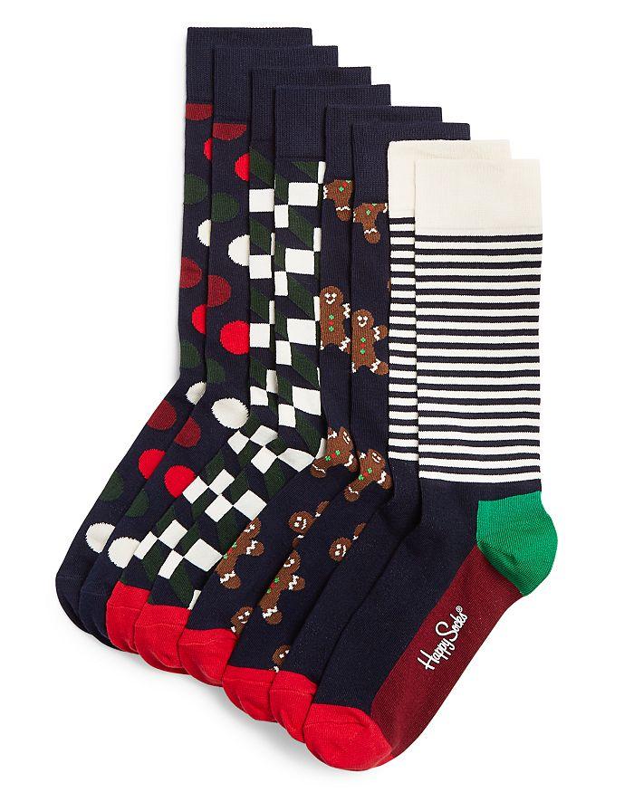 Happy Socks - Holiday Socks Gift Box - 100% Exclusive