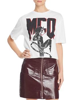 McQ Alexander McQueen - Boyfriend Graphic Tee