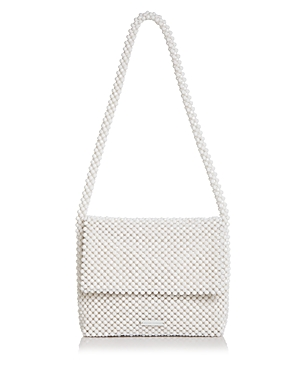 Loeffler Randall ROZ BEADED SHOULDER BAG
