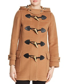 Burberry - Merton Duffel Coat