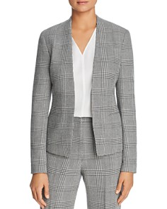 BOSS - Jalesta Open-Front Jacket