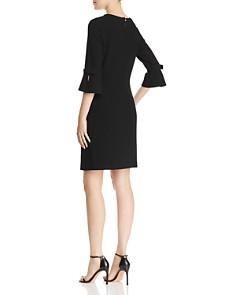 KARL LAGERFELD Paris - Bow Sleeve Dress