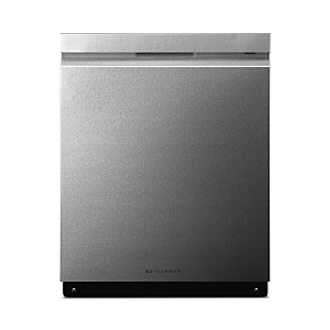 Lg Signature Top Control Smart Wi-Fi-Enabled Dishwasher with QuadWash #LUDP8997SN