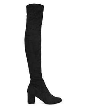 REISS - Women's Margi Over-the-Knee Suede Boots