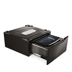 LG - SIGNATURE LG SideKick™ Pedestal Washer #WD205CK