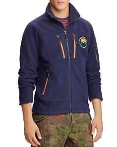 Polo Ralph Lauren - Great Outdoors Fleece Zip-Front Jacket