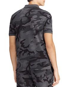 Polo Ralph Lauren - Camouflage-Print Custom Slim Fit Mesh Polo Shirt