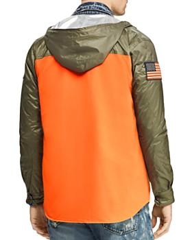 Polo Ralph Lauren - Great Outdoors Reversible Hooded Shirt Jacket