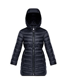Moncler - Girls' Long Suva Down Puffer Coat - Little Kid