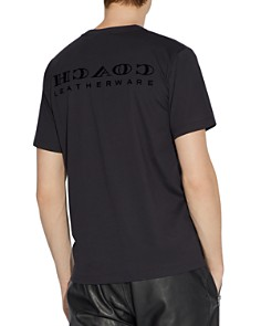 COACH - x Viper Room Dice Girl Graphic Tee
