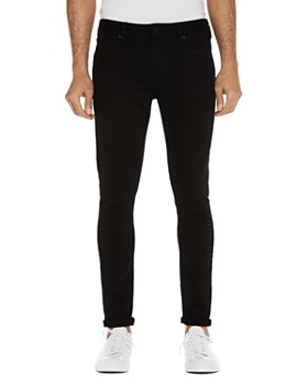 Scotch & Soda - Skim Skinny Fit Jeans in Stay Black